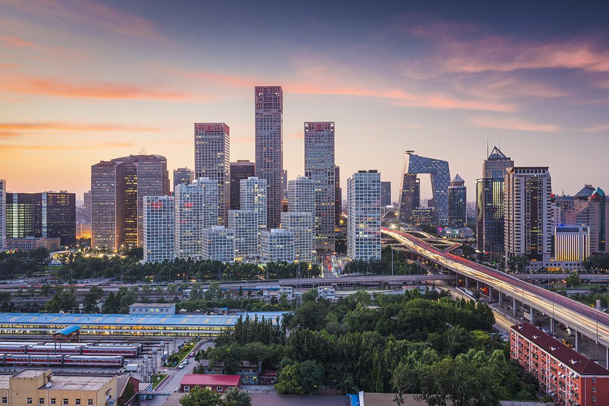Peking. Beijing.
